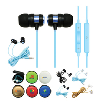 Soul Bass Stereo Earbuds