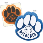 Paw Print Sticker Small
