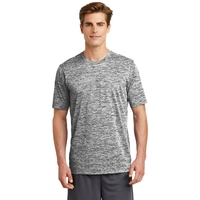 Sport-Tek PosiCharge Electric Heather Tee.