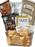 Starbucks Coffee & Tea Gift Basket