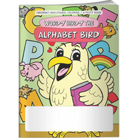 Coloring Book - Word-y Bird-y the Alphabet Bird