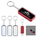 LED Faceplate Key Chain