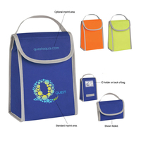 Non-Woven Folding Identification Lunch Bag