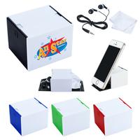 3-In-1 Desk Cube