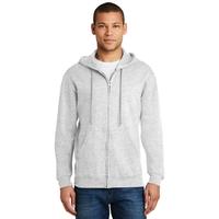 JERZEES - NuBlend Full-Zip Hooded Sweatshirt.