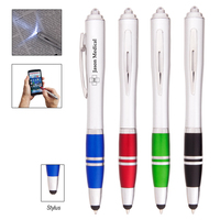 Venus Pen with LED Light and Stylus