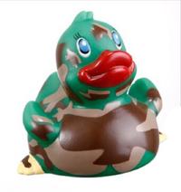 Rubber Camo Classic Duck
