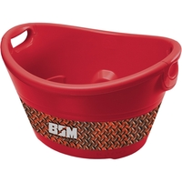 Party Bucket - Blaze Red