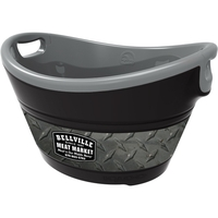Party Bucket - Black/Silver