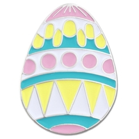 Easter Egg Pin