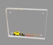 Ultra Vivid Color Picture Frames (24 Square Inches)