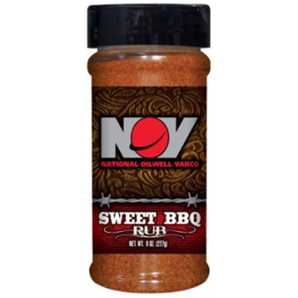 Sweet BBQ Seasoning (8oz) w/ Shaker Cap