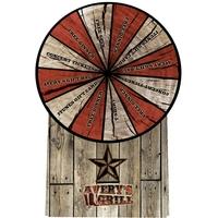 VP Table Top Prize Wheel