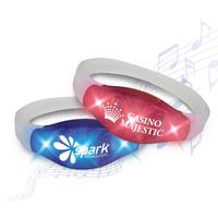 Sound & Motion Bracelet