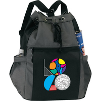 Drawstring Tote/ Backpack