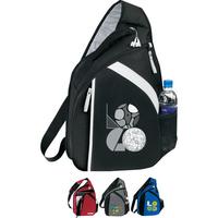 Cross Laptop Mono Strap Backpack