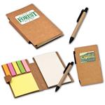 Eco Folio (TM) with Stick-EZ (TM) Notes and Pen
