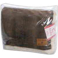 Vinyl zippered bag