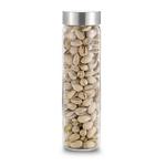 20 oz Wide mouth Glass Bottle Veranda w/ Pistachios