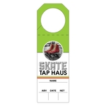 "Bottle Tags - 2.25"" x 7"", .010"" Tag Stock"
