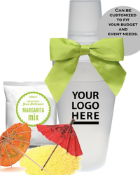 Frosted Cocktail Shaker Gift Kit
