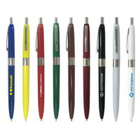 Hamburg Retractable Ballpoint Pen