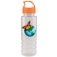 24 Oz. Tritan™Salute Bottle with Crest Lid (Digital)