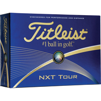 Titleist (R) NXT (R) Tour Golf Balls
