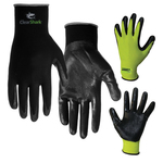 Nitrile Coated Palm Gloves