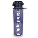18 oz. Gemini Double Wall Insulated Tritan Hydration Bottle