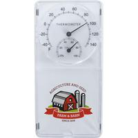 Indoor/Outdoor Thermometer & Hygrometer