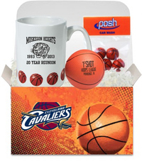 Basketball Promo Box