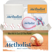 Baseball Promo Box