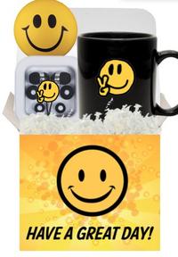 Smiley Face Promo Box