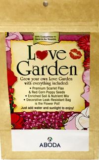 Love Garden Pouch