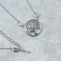 Swarovski Tree Of Life Necklace