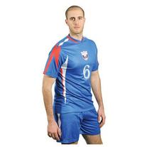 Soccer Jersey, Crew Neck