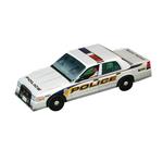 Foldable Die-cut Police Car,Full Color Digital