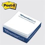 Custom Printed Notes Quarter Cube