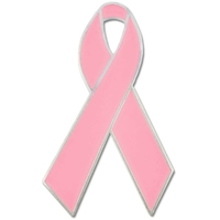 Awareness - Pink Awareness Ribbon Pin