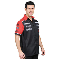 Corporate, Racing, Pit or Bowling Shirt