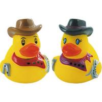 Rubber Mini Rodeo Duck