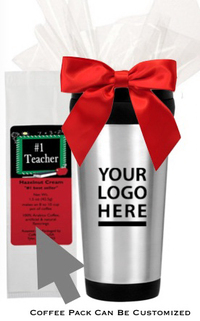 Teacher Stainless Coffee Tumbler