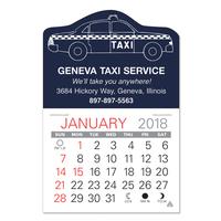 Taxi Value Stick Calendar
