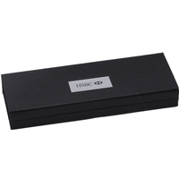 Executive Dual Pen Box with Name Plate