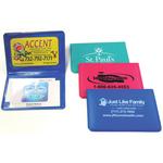Large Bi-Fold Business Card Cases
