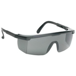 Large Single-Lens Safety Glasses / Sun Glasses, Anti-Fog
