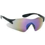 Stylish Single-Piece Lens Safety Glasses / Sun Glasses