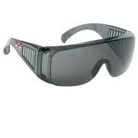 Large Frame Single-Piece Lens Safety Glasses / Sun Glasses