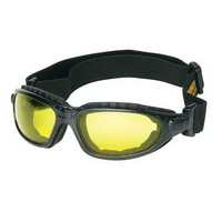 Sporty Safety Goggles / Sun Goggles with Foam Padding Seal